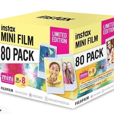 FUJIFILM INSTAX MINI FILM 80 PK