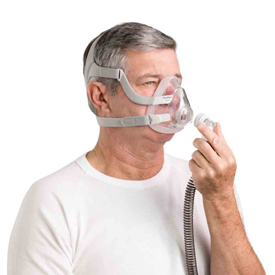 Full face CPAP masks