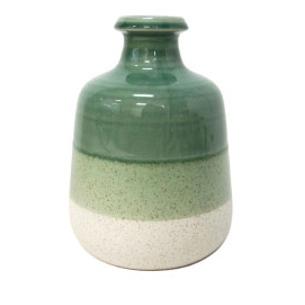 Gace Ceramic Vase - Moss