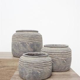 Gaddi Cement Pot