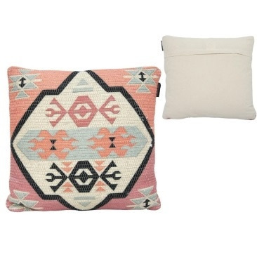 Gajra Cotton Printed Cushion 55x55cm