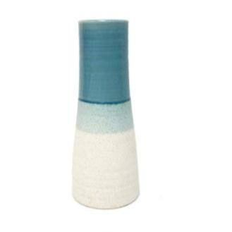 Gala Ceramic Vase - Powder Blue