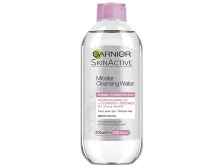 Garnier SkinActive Micellar Cleansing Water For All Skin Types 400ml