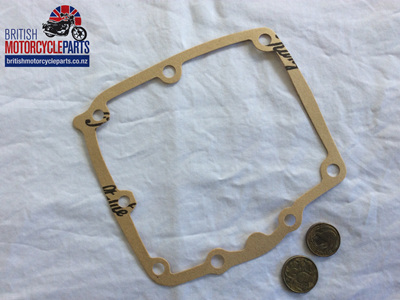 GASKET02 Gearbox Inner Cover Gasket - Triumph Pre-Unit