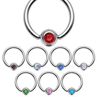 Gem Captive Ring