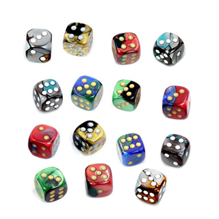 'Gemini' Six Sided Dice