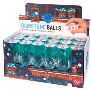 Gemstone Bouncy Balls Set/3