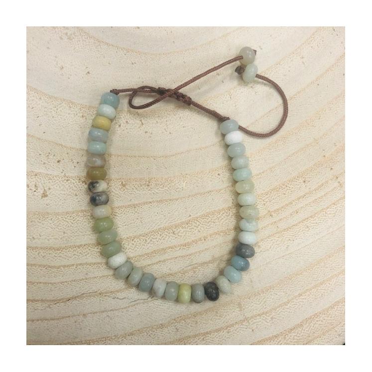 Gemstone Bracelet Amazonite