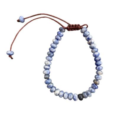 Gemstone Bracelet Sodalite