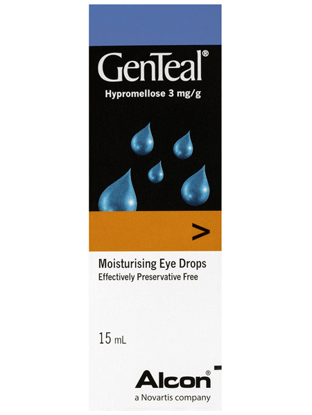 GenTeal Eye Drops 15mL