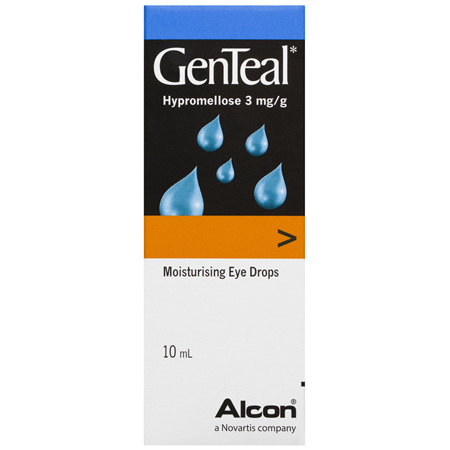 GenTeal Moisturising Eye Drops 10mL