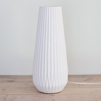 Geometric Tall Table Lamp