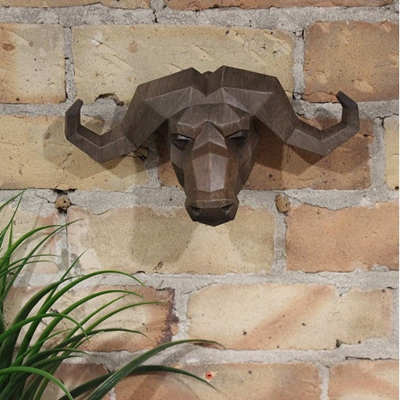 Geometric Water Buffalo