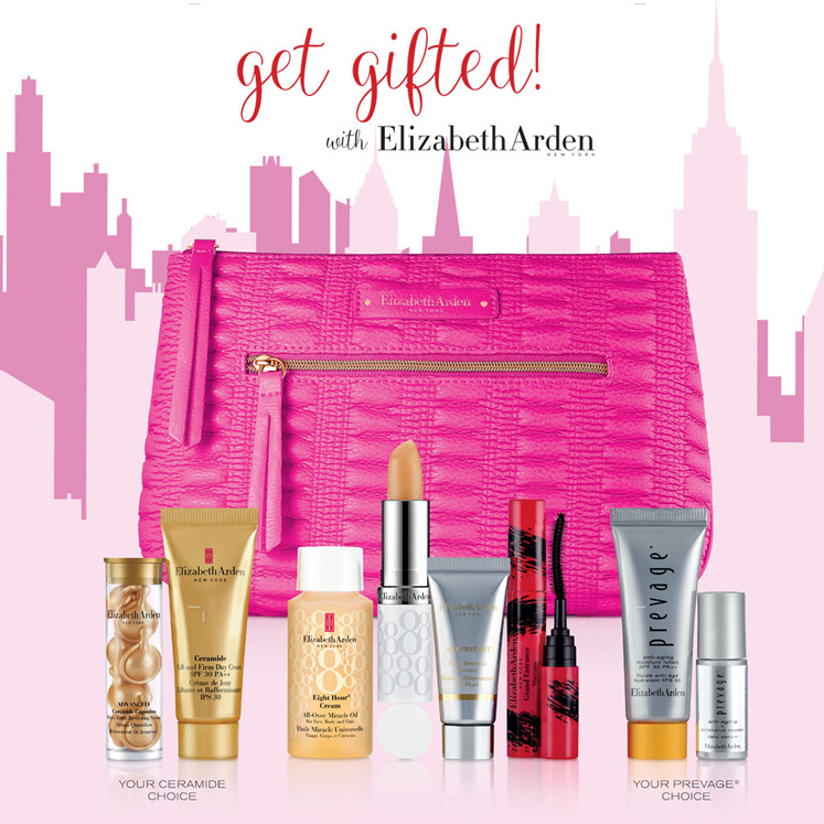 Get gifted with Elizabeth Arden