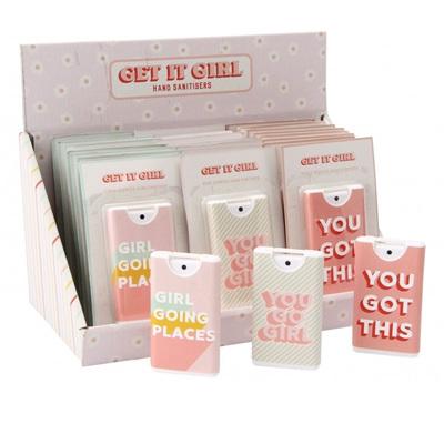Get It Girl Hand Sanitiser