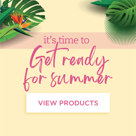 Get Ready For Summer