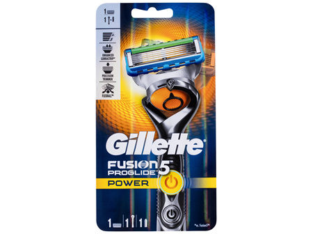 Gillette Fusion ProGlide Power Flexball Shaving Razor 1 Pack, includes 1 Battery