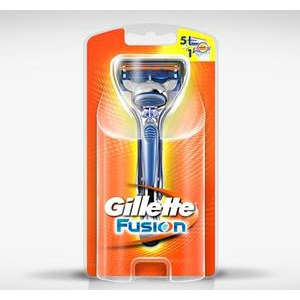 GILLETTE Fusion Razor 1Up