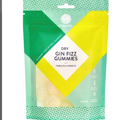 Gin Fizz Gummies