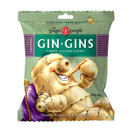 Gin Gins Original chewy 60g