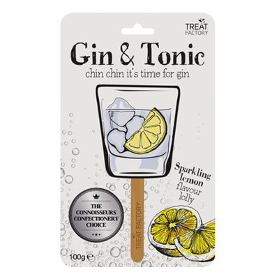 Gin & Tonic Lolly