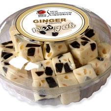 Ginger Liquorice Nougat