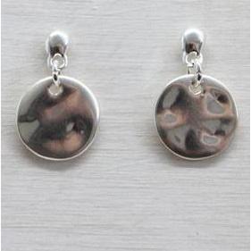 Ginny Silver Earrings