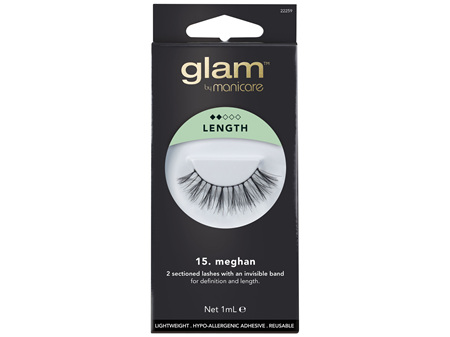 Glam By Manicare 15. Meghan Lashes
