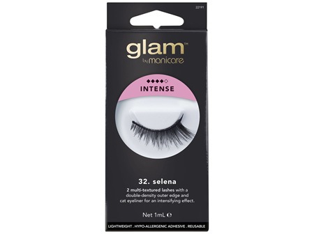 Glam By Manicare 32. Selena Lashes