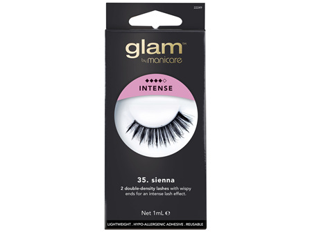 Glam By Manicare 35. Sienna Lashes