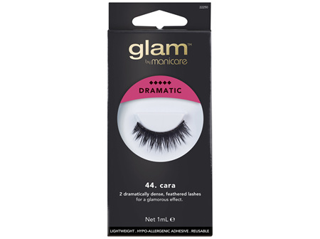 Glam By Manicare 44. Cara Lashes