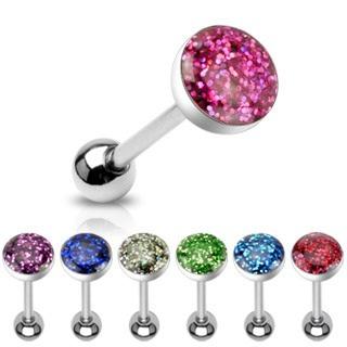 Glitter Dome Barbell
