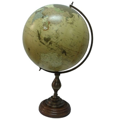 Globe  12' - Antique