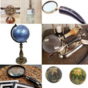 Globes & Magnifiers
