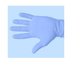 GLOVES Nitrile Blue