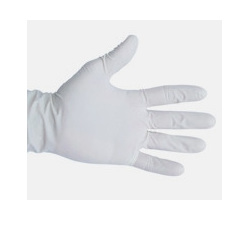 GLOVES Nitrile White