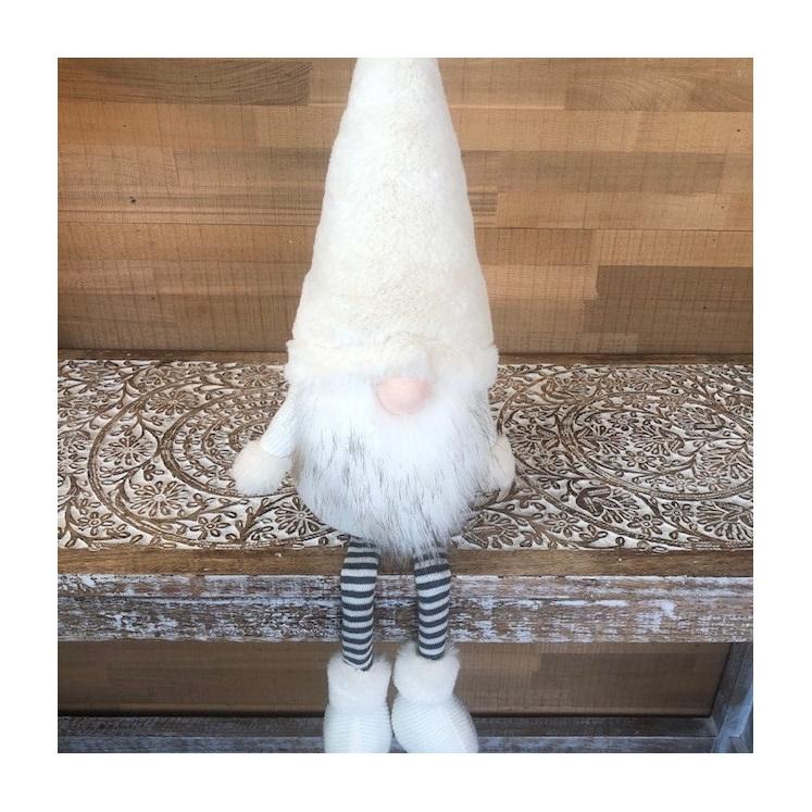 Gnome White Large
