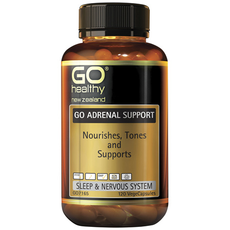 GO Adrenal Support 120 VCaps