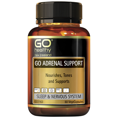 GO Adrenal Support 60 VCaps