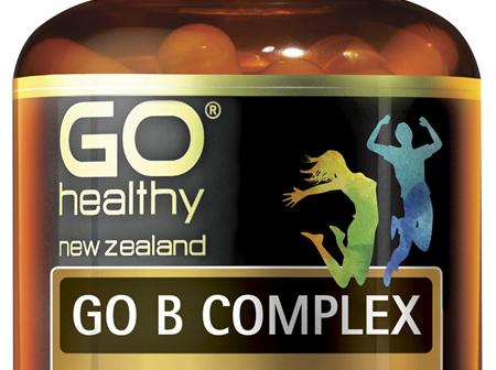 GO B Complex 120 VCaps
