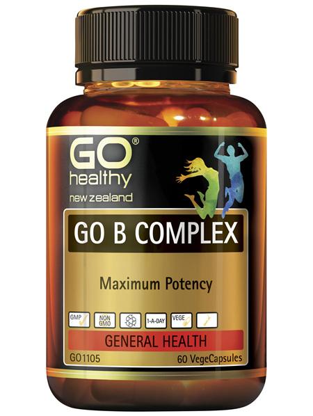 GO B Complex 60 VCaps