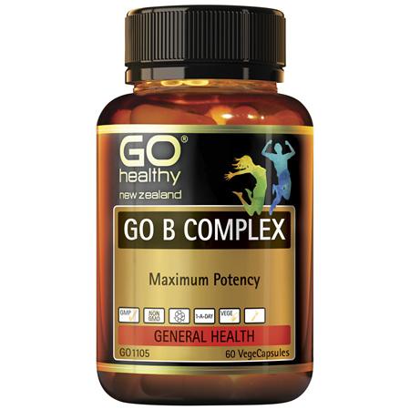 GO B Complex 60vcaps