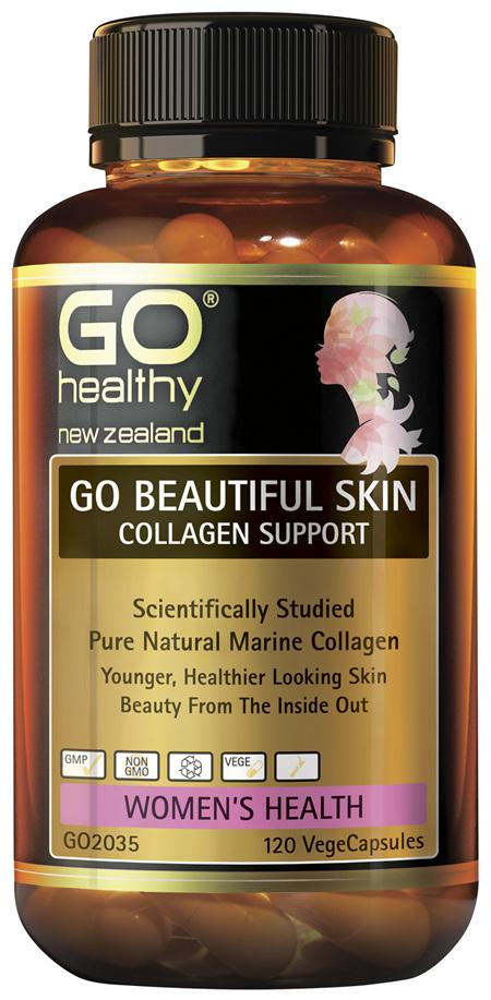 GO Beautiful Skin 120 VCaps