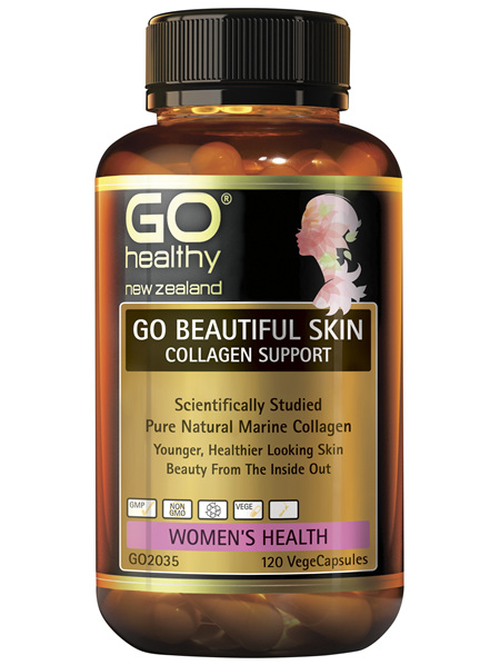 GO Beautiful Skin 120 VCaps