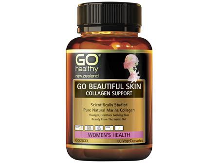 GO Beautiful Skin 60 VCaps