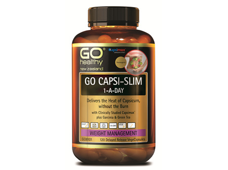 GO CAPSI-SLIM 1-A-DAY (120 VCAPS)