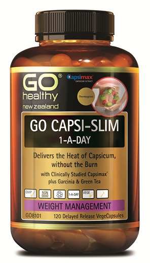 GO CAPSI-SLIM 1-A-DAY (120 VCAPS)