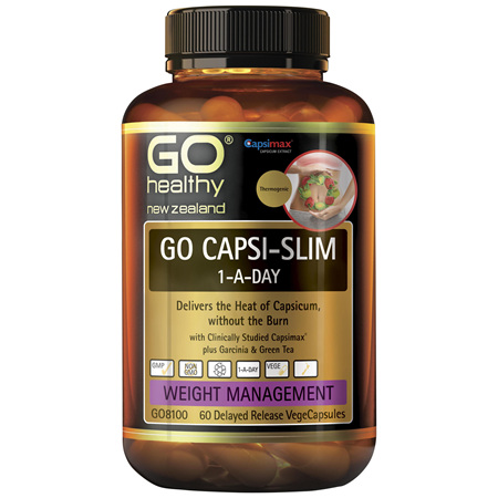GO Capsi-Slim 1-A-Day 60 VCaps