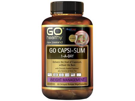 GO Capsi-Slim 1-A-Day 60 VCaps