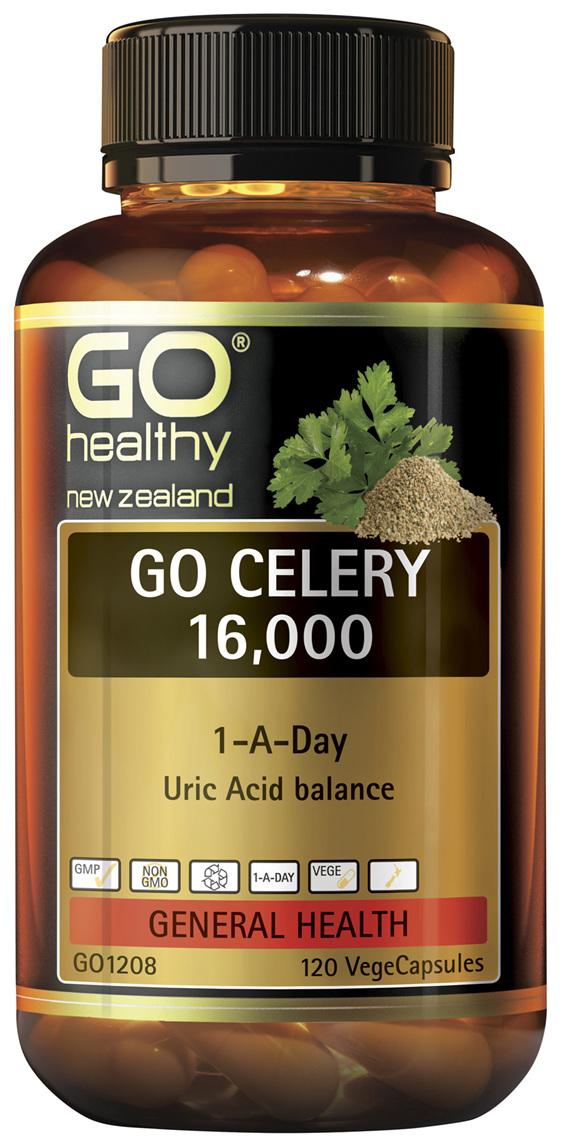 GO Celery 16,000 120 VCaps